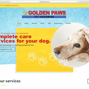 Golden Paws Pet Grooming