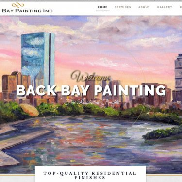 Back Bay Painting